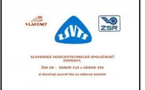 3.10.2012. Slovenská vedeckotechnická spoločnosť dopravy, Bratislava