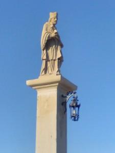 23.6.2016 – Odhalenie sochy svätého Jána Nepomuckého