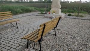 Dňa 15.5.2021 sa uskutočnila brigáda na úpravu priestoru u sochy Jána Nepomuckého.